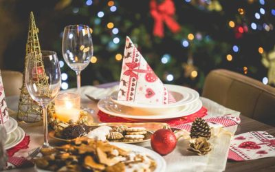 8 Ways to Give Guilt the Boot and Enjoy Eating at Christmas