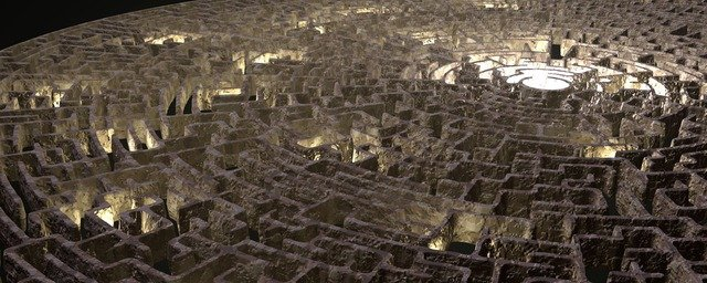 Stuck in the Maze of Life?